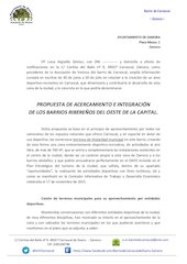 Documento PDF presentado plataforma participaci n propuesta de acercamiento e integraci n