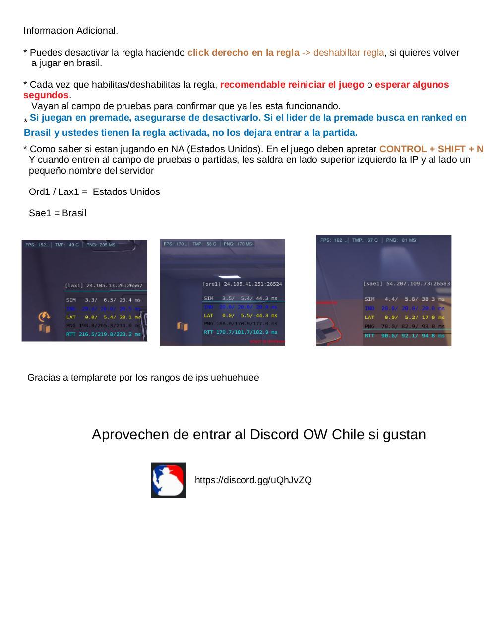Vista previa de documento Tutorial - Como bloquear IP de Brasil ...