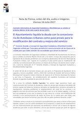 Documento PDF ayto zamora ndp e imagen 14 07 17 ayuntamiento liquida deuda concesionaria autobuses previo modificacion 4364