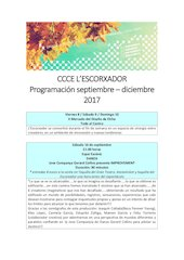 Documento PDF programaci n escorxador septiembre diciembre 2017