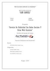 Documento PDF proyecto crea y emprende 2017 san daniel
