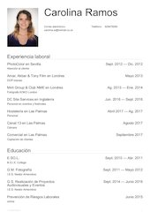 Documento PDF carolina ramos cv 2017