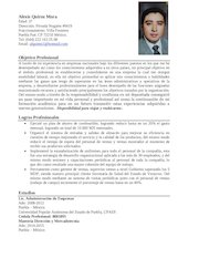 Documento PDF cvaqm