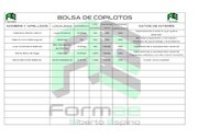Documento PDF bolsa de copilotos