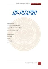 Documento PDF op pizarro
