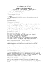 Documento PDF reglamento particular 2018 4x4