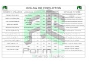 Documento PDF bolsa de copilotos formae