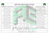 Documento PDF bolsa de copilotos formae