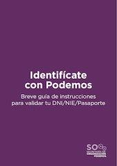 Documento PDF gu a identif cate con podemos