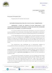 Documento PDF presupuestos participativos 2019 propuesta a vv carrascal