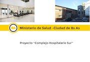 Documento PDF proyecto complejo hospitalario sur