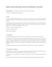 Documento PDF bases legales concurso hashtag taekwondo villaverdedocx 1