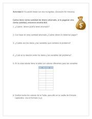 Documento PDF actividad