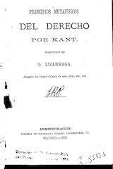 Documento PDF principiosmetafisicoskant