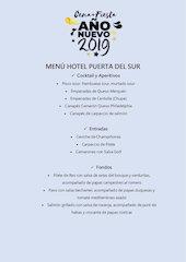Documento PDF menu ao nuevo 2019   hotel puerta del sur