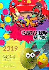 Documento PDF carnavaleros badajoz revista feb 2019