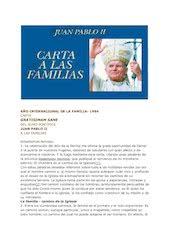 Documento PDF carta a las familias ao internacional de la familia  1994