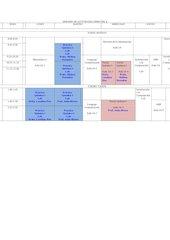 Documento PDF horario de quimicai
