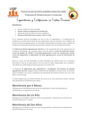 Documento PDF instituto de gestin agropecuaria del per   membresia