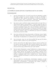 Documento PDF ley de aguas