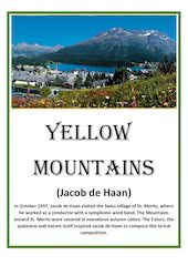 Documento PDF 4   yellow mountains   jacob de haan   set of clarinets