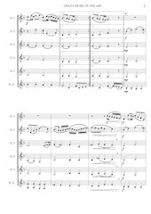6 - Crazy Music in the Air - Jacob de Haan - Set of Clarinets.pdf - página 3/25