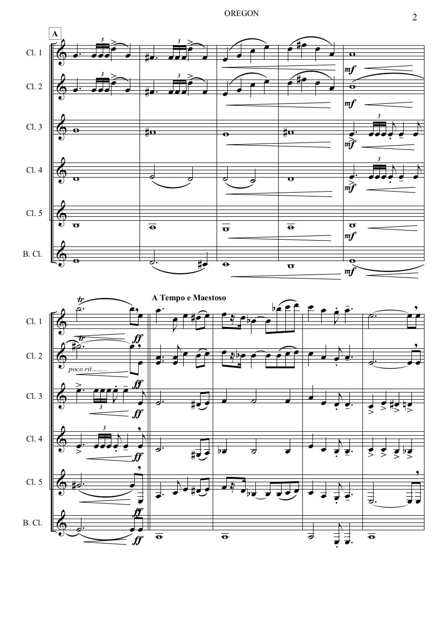 7 - Oregon - Jacob de Haan - Set of Clarinets.pdf - página 3/56