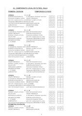 Documento PDF calendario