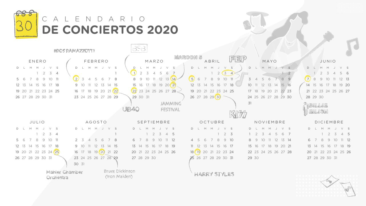 Vista previa del documento Calendario Conciertos.pdf - página 1/1