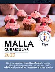 Documento PDF malla curricular de pasteleria
