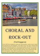 Documento PDF 20   choral and rock out   ted huggens   set of clarinets