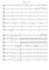 30 - A Little Love Song - Michael Geisler - Set of Clarinets.pdf - página 3/15