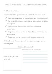 Documento PDF gua e modelo ficha animal