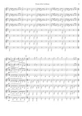 24 - Pirates of the Caribbean.-.The Curse of the Black Pearl - Klaus BADELT - Set of Clarinets.pdf - página 6/57