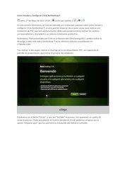 Documento PDF instalar y configurar xendesktop