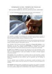 Documento PDF reflexin sobre la pascua del enfermo 1