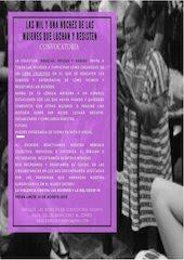 Documento PDF convocatoria las mil y una noches de las mujeres que luchan y re