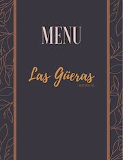 Documento PDF carta menu  pdf
