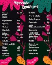 Documento PDF menu centauro